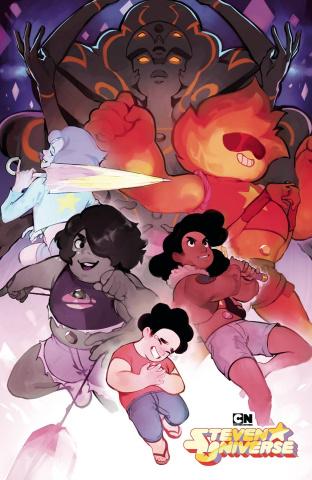 Steven Universe #25 (Convention Cover)