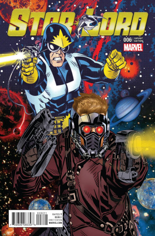 Star-Lord #6 (Classic Cover)