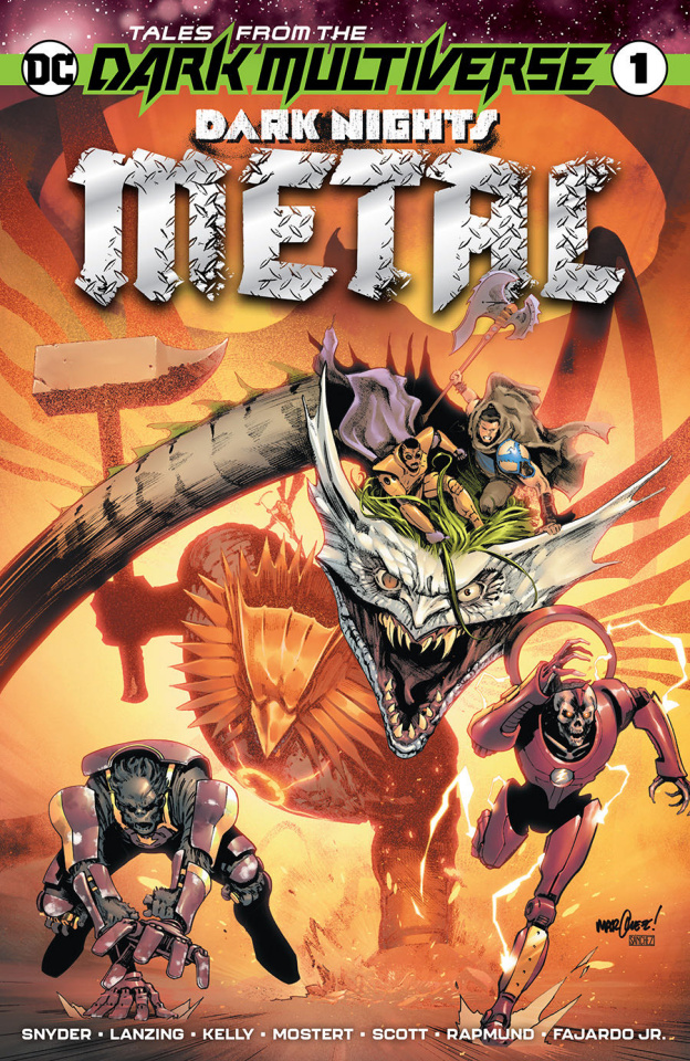 Tales From the Dark Multiverse: Dark Nights - Metal #1