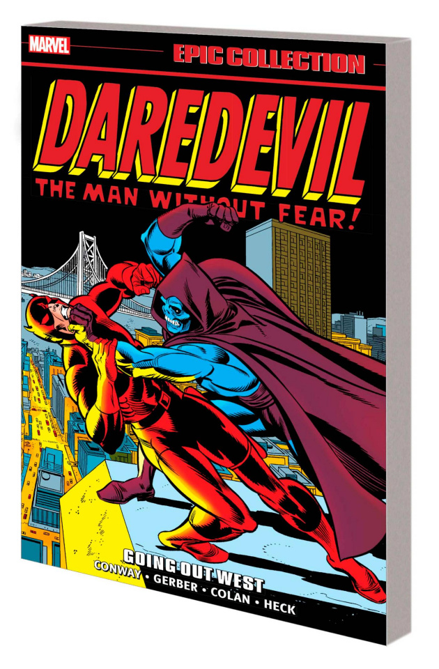 Daredevil: Going Out West (Epic Collection)