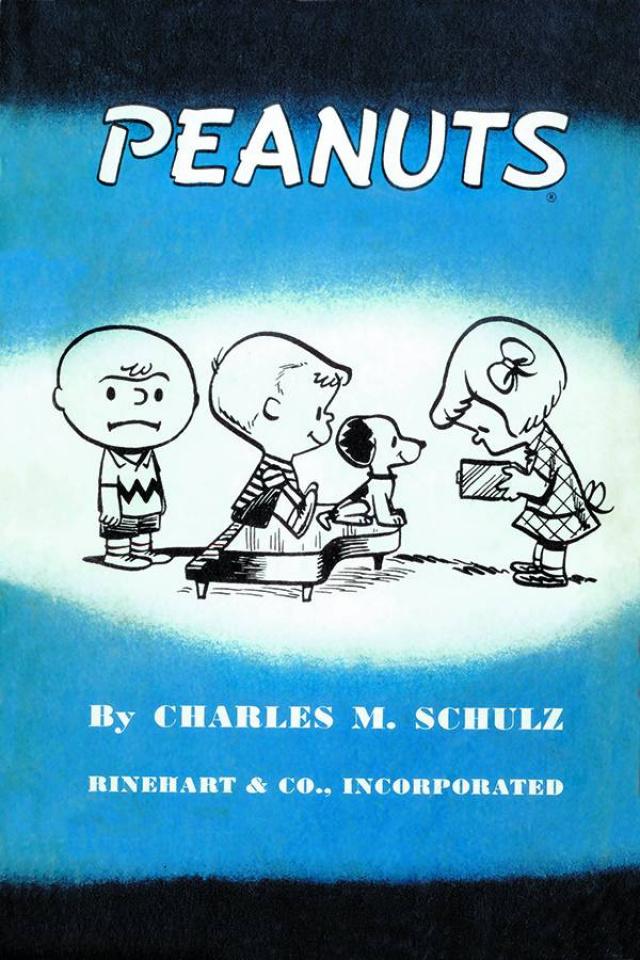 Peanuts Vol. 1: 1950-1952