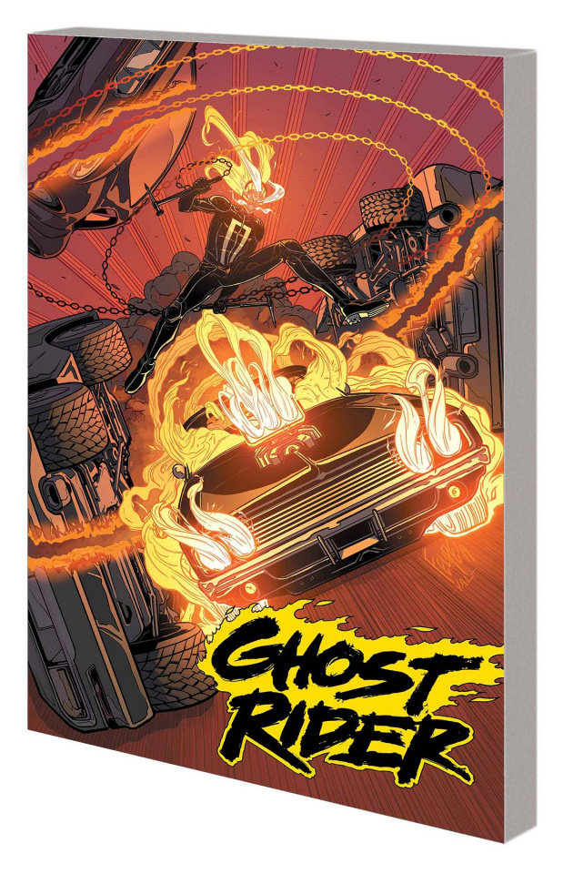 Ghost Rider: Robbie Reyes (Complete Collection)
