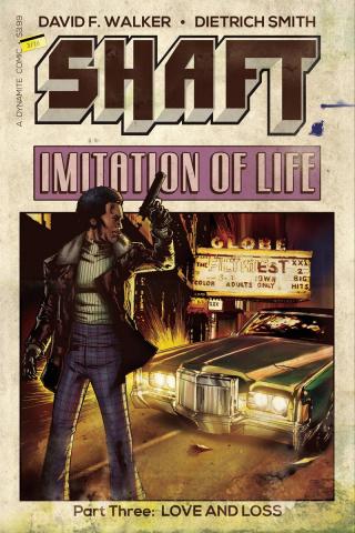 Shaft: Imitation of Life #3