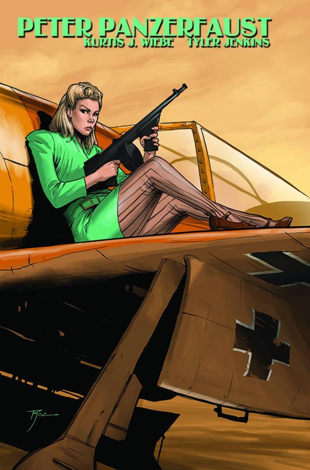 Peter Panzerfaust #21