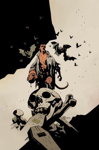 Hellboy Sleeping & Dead #2