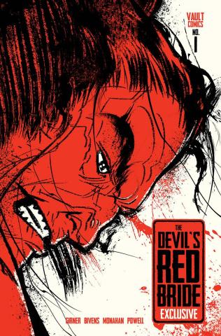 The Devil's Red Bride #1 (Gooden / Daniel Cover)