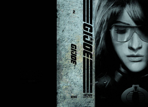 G.I. Joe: The IDW Collection Vol. 2