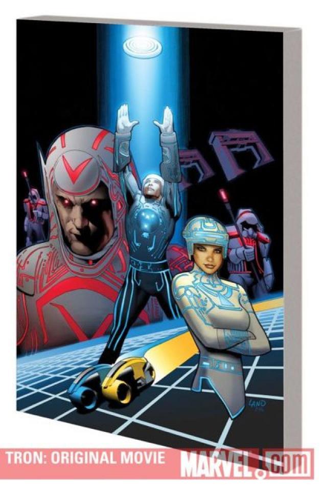 Tron: The Original Movie Adaptation