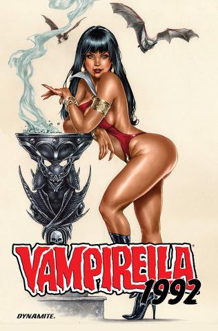 Vampirella: 1992 (Krome Cover)