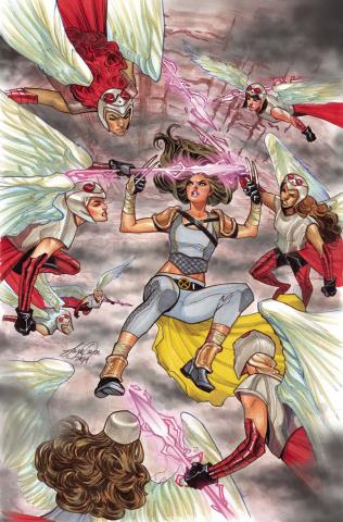 X-23 #11 (Oum Asgardian Cover)