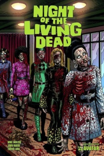 Night of the Living Dead #5 (Wrap Cover)