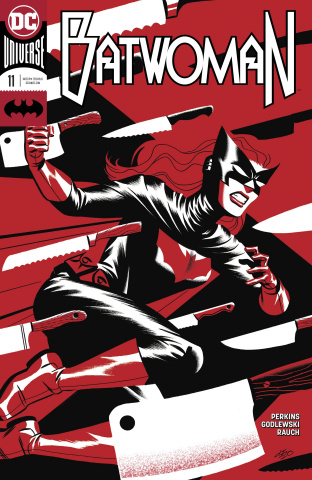 Batwoman #11 (Variant Cover)