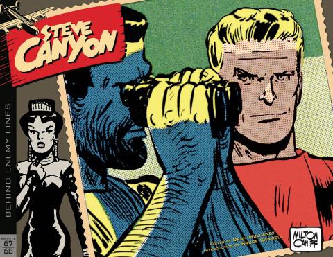 Steve Canyon Vol. 11: 1967 - 1968
