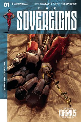 The Sovereigns #1 (Segovia Cover)