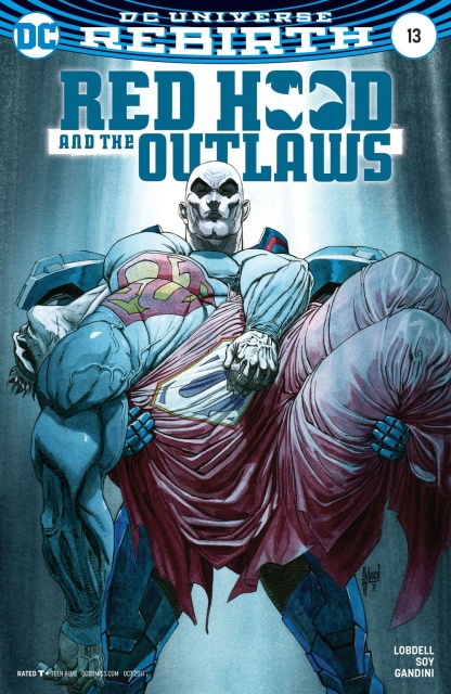 Red Hood and The Outlaws #13 (Variant Cover)