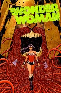 Wonder Woman Vol. 4: War