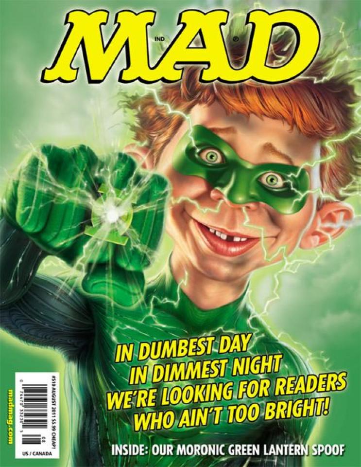 MAD Magazine #510