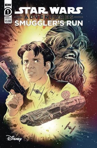 Star Wars Adventures: Smuggler's Run #1