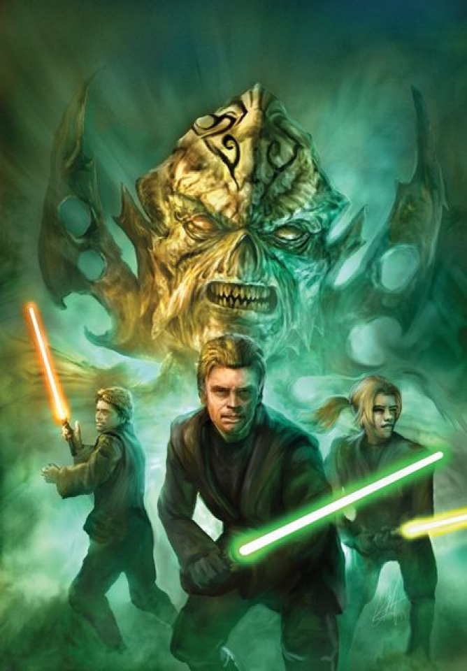 Star Wars: Invasion - Revelations #1