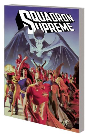 Squadron Supreme (Ross Cover)