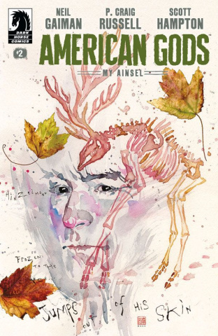 American Gods: My Ainsel #2 (David Mack Cover)