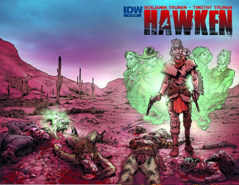 Hawken #6