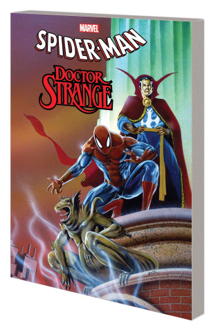 Spider-Man / Doctor Strange: The Way to a Dusty Death