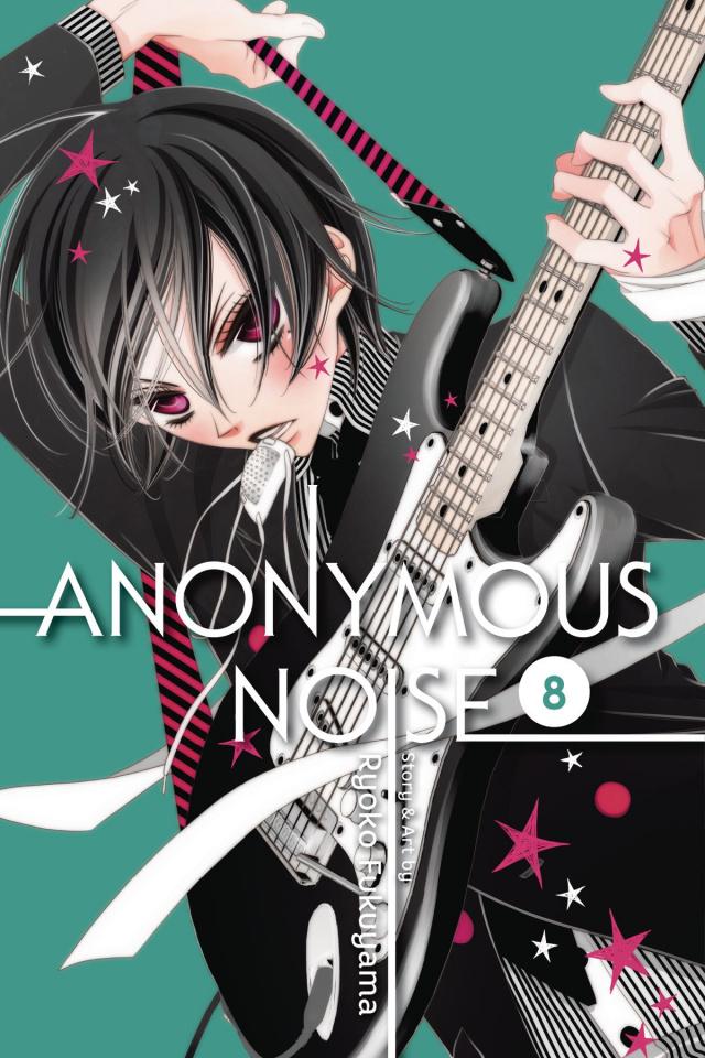 Anonymous Noise Vol. 8
