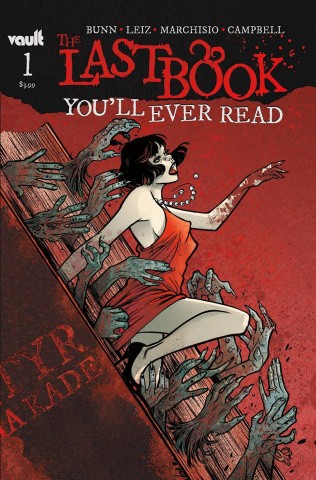 The Last Book You'll Ever Read #1 (Leiz Cover)