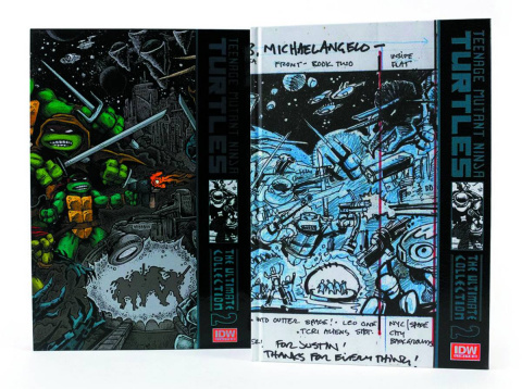 Teenage Mutant Ninja Turtles: The Ultimate Collection Vol. 2: Red Label Edition