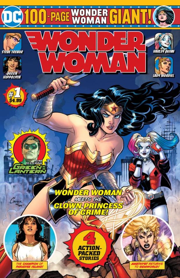 Wonder Woman Giant #1
