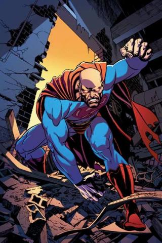 DC Retroactive: Superman - The '90s #1