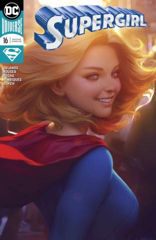 Supergirl #16 (Variant Cover)