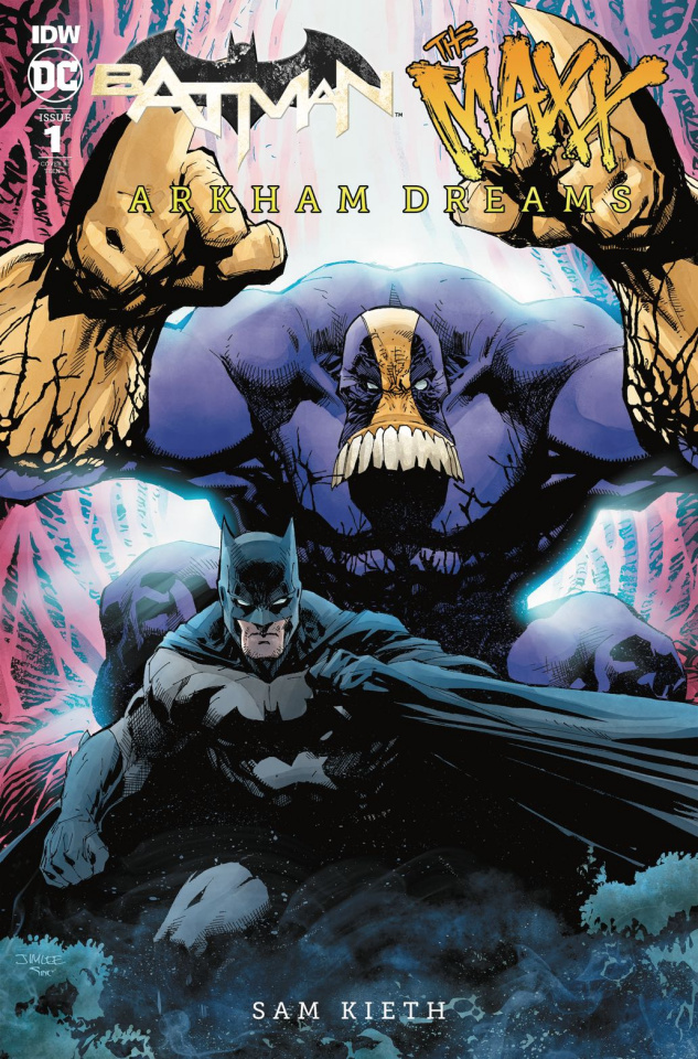 Batman / The Maxx: Arkham Dreams #1 (Arkham Dreams 25 Copy Lee Cover)