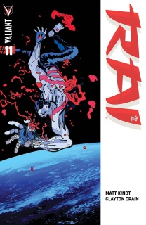 Rai #11 (20 Copy Maybury Cover)