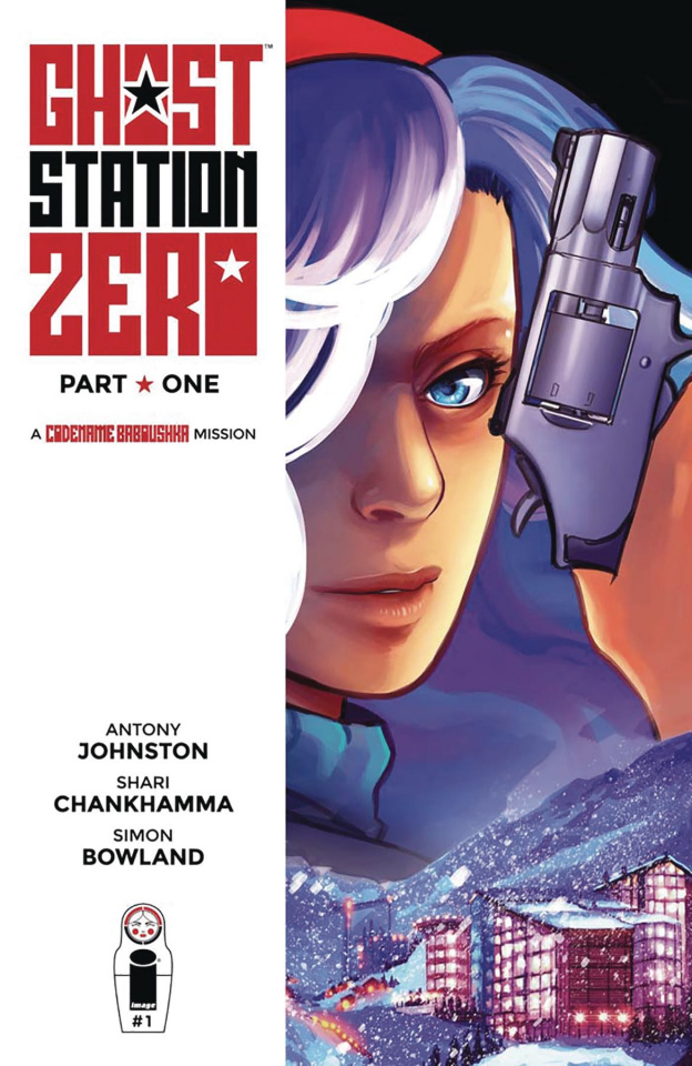 Ghost Station Zero #1 (Chankhamma Cover)
