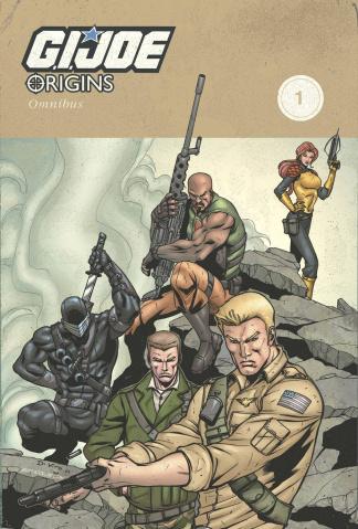G.I. Joe: Origins Omnibus Vol. 1