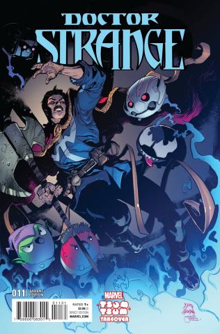 Doctor Strange #11 (Stegman Tsum Tsum Cover)