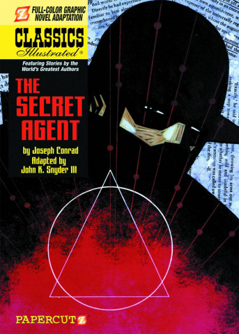 Classics Illustrated Vol. 17: The Secret Agent