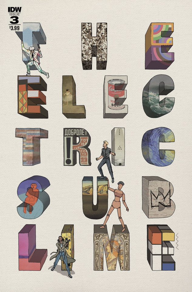 The Electric Sublime #4