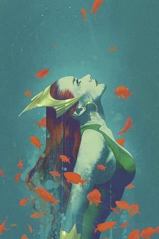 Aquaman #10 (Variant Cover)