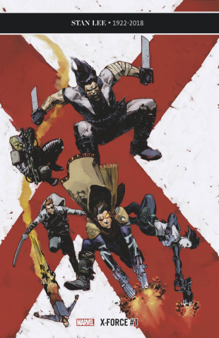 X-Force #1 (Zaffino Cover)