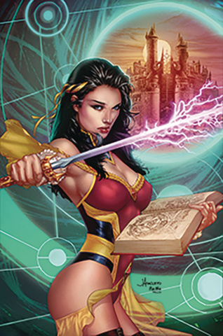 Grimm Fairy Tales #20 (Anacleto Cover)
