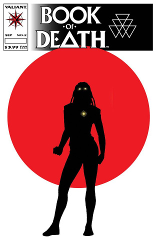 Book of Death #2 (10 Copy Icons Perez Cover)