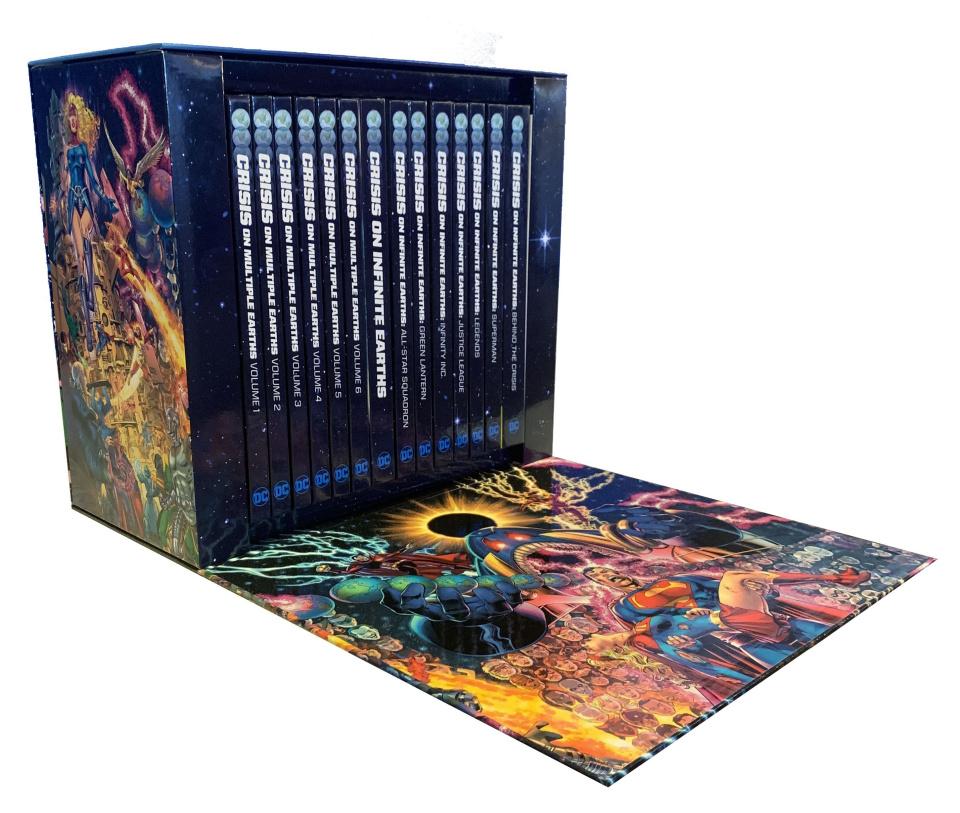 Crisis on Infinite Earths (Box Set)