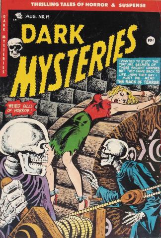 Dark Mysteries #19