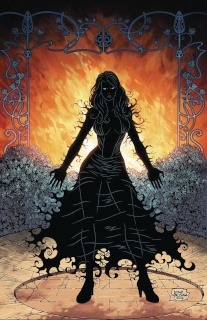 Grimm Fairy Tales: Satan's Hollow #6 (Salonga Cover)