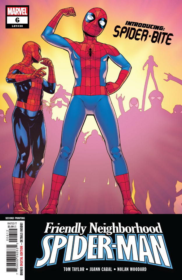 Friendly Neighborhood Spider-Man #6 (2nd Printing)
