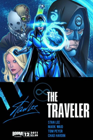 Stan Lee's The Traveler #12