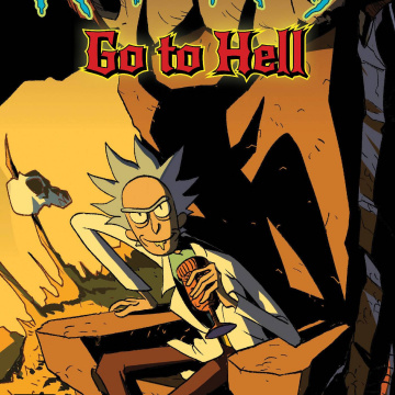 Rick and Morty Go to Hell #5